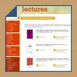 rédaction web pour la revue Lectures Sarrebourg par L'insufflerie